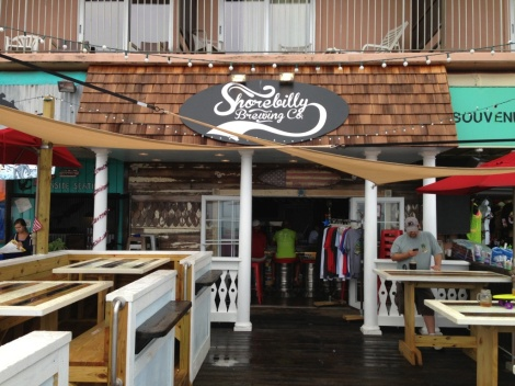 Shorebilly Brewing Company front