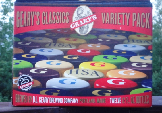 Geary's Classics Variety Pack