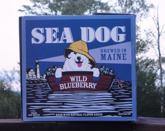 Sea Dog Brewing Company Wild Blueberry Wheat