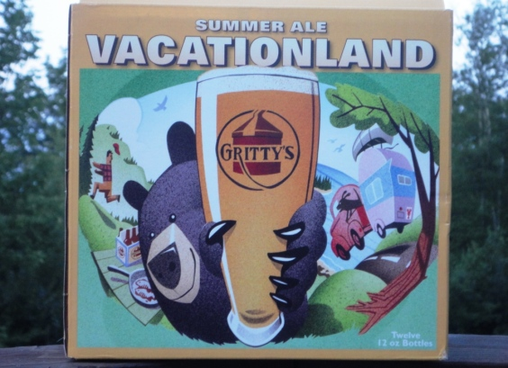 Gritty McDuff's Vacationland Summer Ale