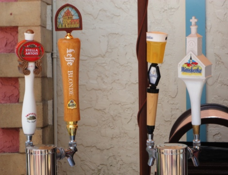 Busch Gardens Belgian Beer Line-up