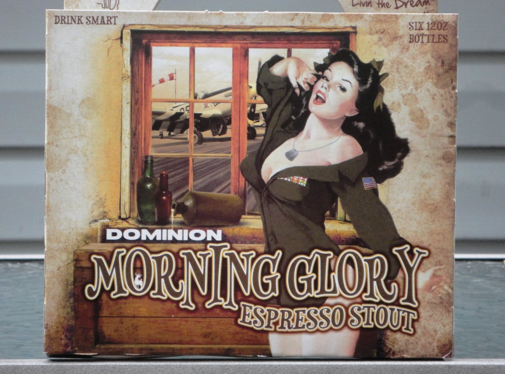 beer of the week old dominion brewing company boa beer blog. Black Bedroom Furniture Sets. Home Design Ideas