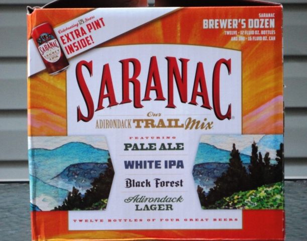 Saranac Adirondack Trail Mix