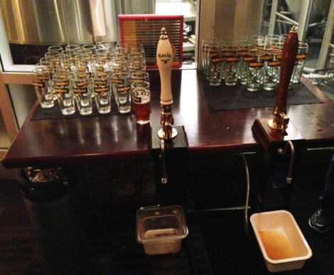 Gordon Biersch Hand Pumps