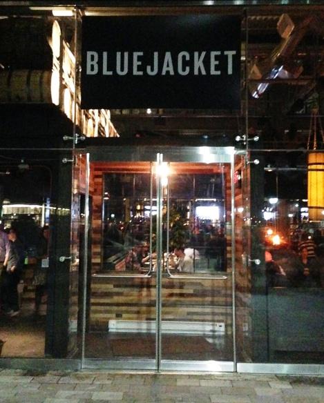 Bluejacket Front
