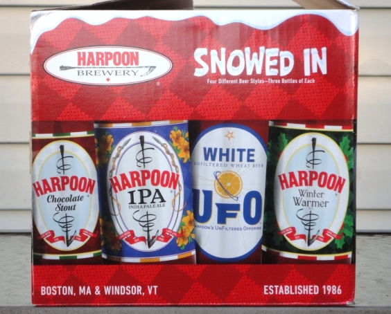 Harpoon Snowed In