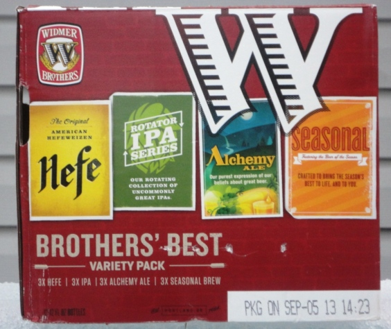 Widmer Brother's Best