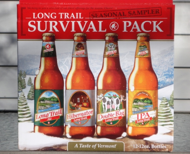 Winter Survival Pack from Long Trail Brewing Company