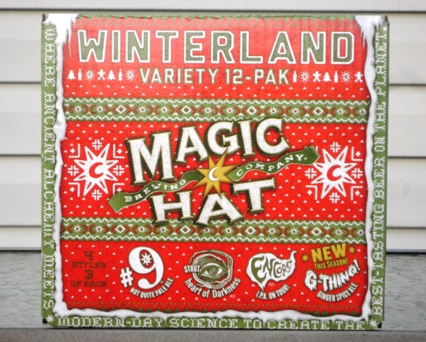 Magic Hat Winterland Variety 12-Pak