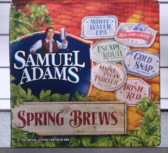 Samuel Adams Spring Brews