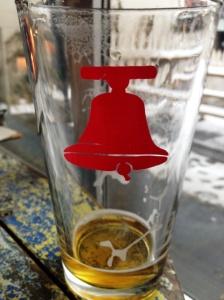 Bellwoods Brewery Empty Pint Glass