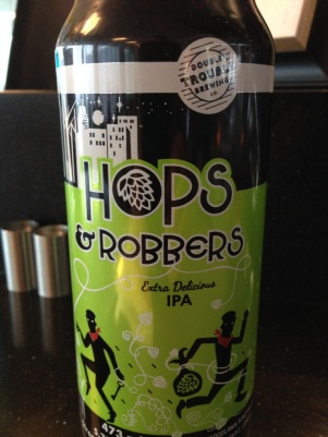 Hops and Robbers