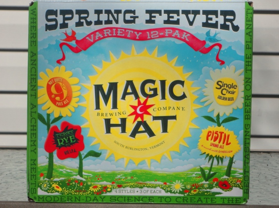 Magic Hat Spring Fever Variety 12-Pak