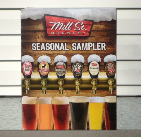 Mill St Brewery Seasonal Sampler