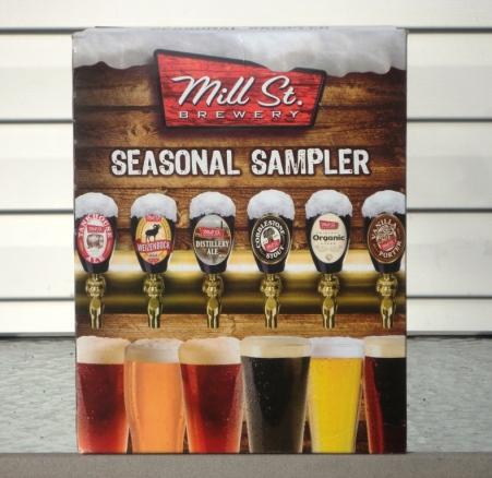 Mill St Brewery Seasonal Sampler