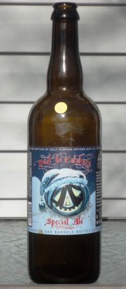 Noel de Calabaza from Jolly Pumpkin Artisan Ales