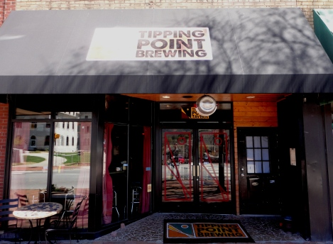 Tipping Point Tavern Front