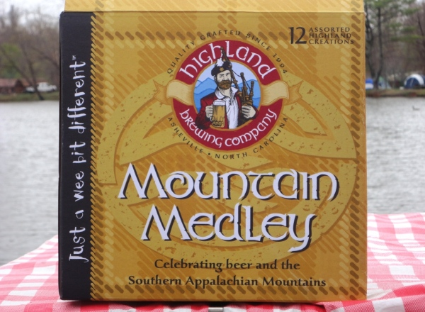 Highland Brewing Company Mountain Medley
