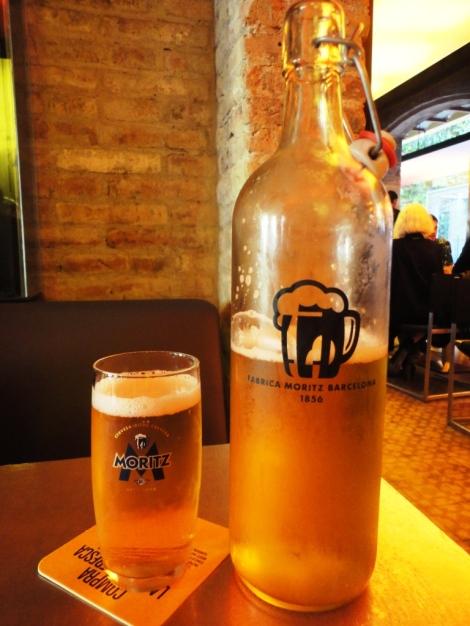Moritz brew