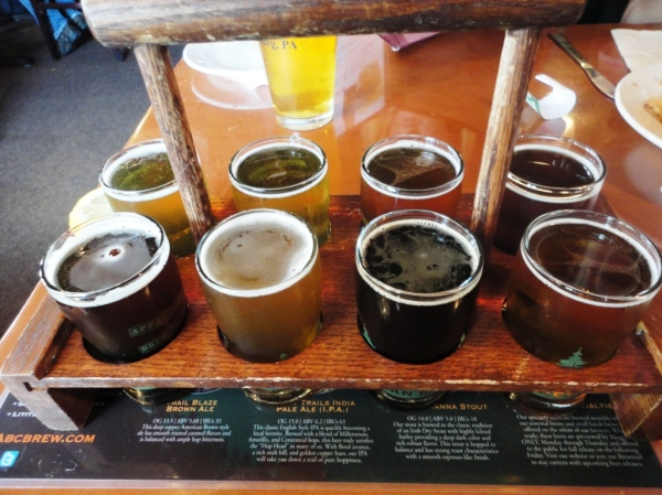 Appalachian Brewing Company Sampler
