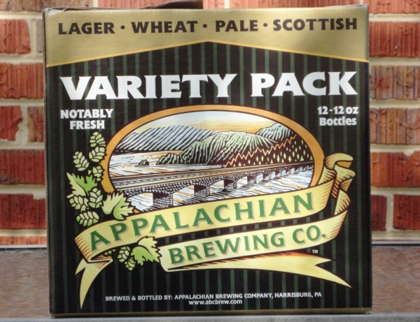 Appalachian Brewing Company Varity Pack