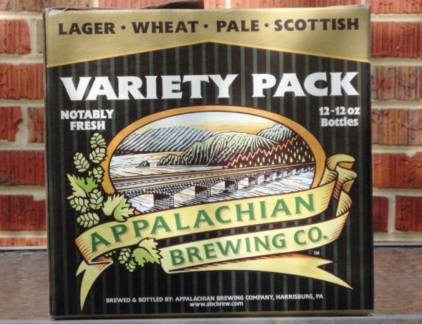 Appalachian Brewing Company Varity Pack