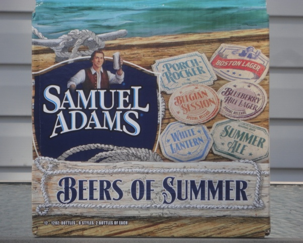 Sam Adams Beers of Summer 2014