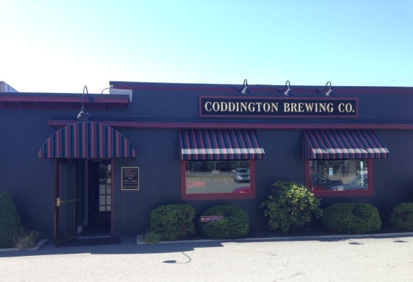 Coddington Brewing Company front
