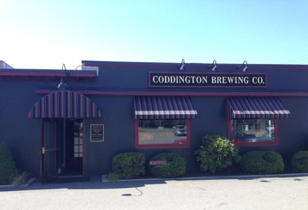Coddington Brewing Company front