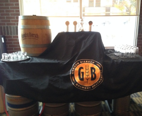 Gordon Biersch Backyard BBQ and Beer Event