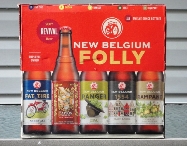 New Belgium Fall Folly Pack