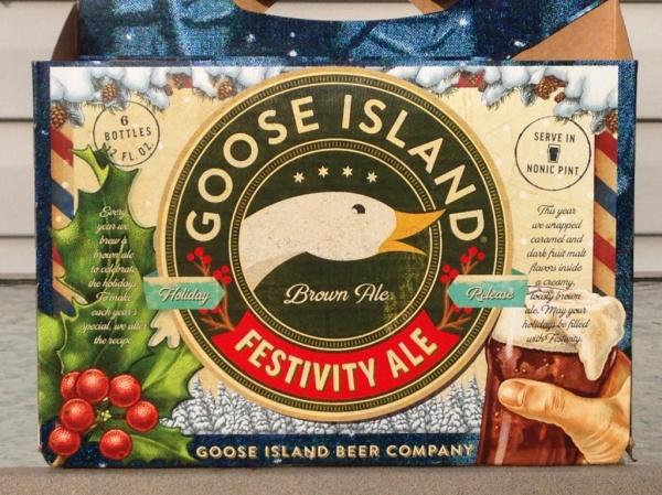 Goose Island Festivity Ale