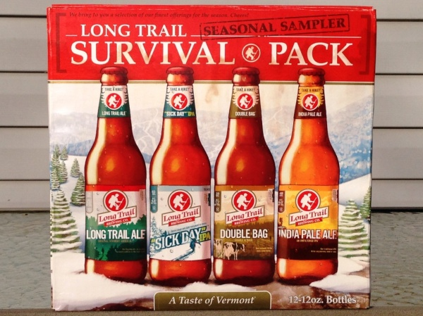 Long Trail Survival Pack Seasonal Sampler