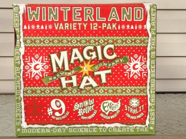 Magic Hat Winterland Variety 12-Pack