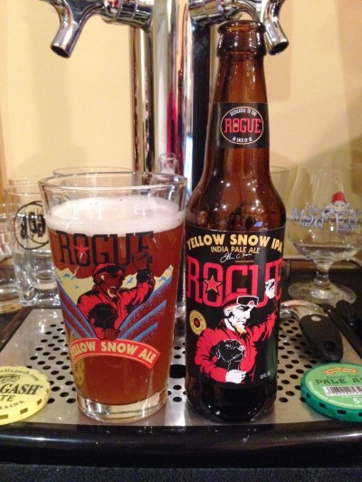 Rogue Yellow Snow Ale