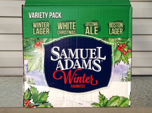 Sam Adams Winter Favorites