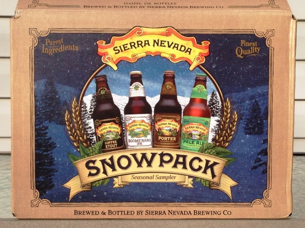 Sierra Nevada Snowpack Seasonal Sampler
