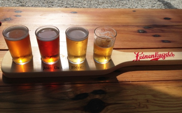 Leinenkugels Flight