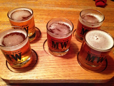 Marshall Wharf Sampler at Three Tides2