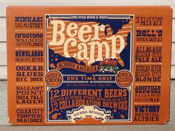 Sierra Nevada Beer Camp 12-Pack