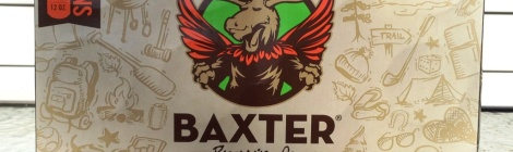 Baxter Brewing Company mixed 12-pack of cans