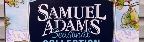 Samuel Adams Spring Seasonal Collection 2015