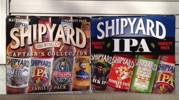 Shipyard Mixed 12 Packs