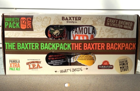 The Baxter Backpack