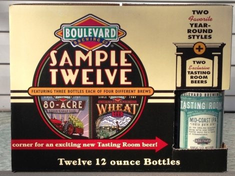 Boulevard Brewing Company Sample Twelve