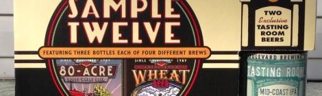 Boulevard Brewing Company Sample Twelve
