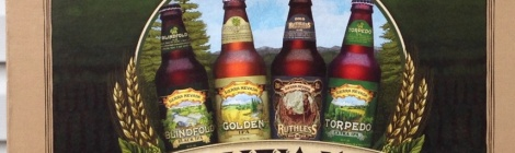 Sierra Nevada 4-Way IPA Seasonal Sampler