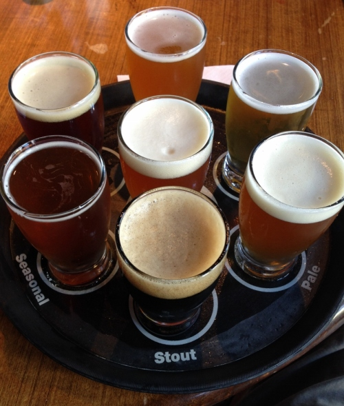Southend Brewery Sampler