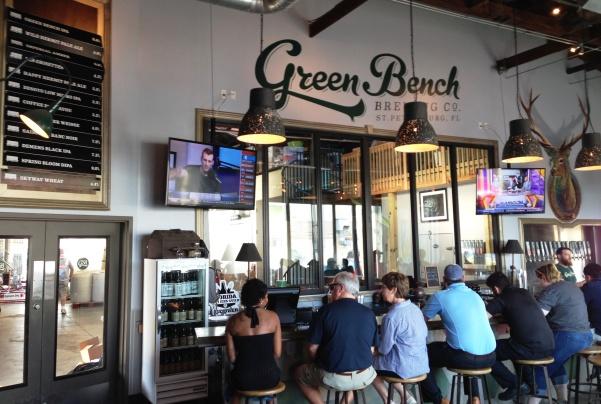 Green Bench Bar