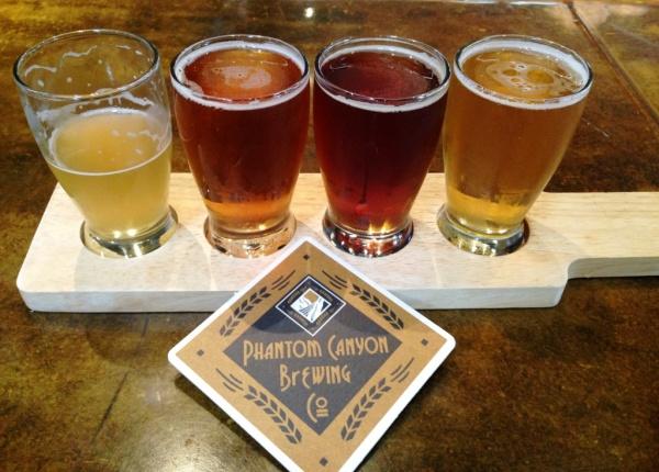 Phantom Canyon Beers 2